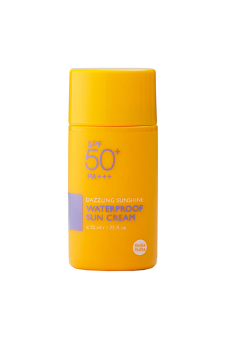 HOLIKA HOLIKA DAZZLING SUNSHINE WATERPROOF SUN CREAM