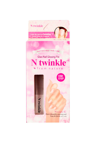 N-TWINKLE GLASS NAIL FILE