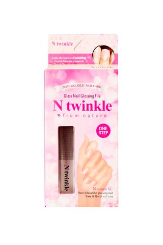 N-TWINKLE GLASS NAIL FILE