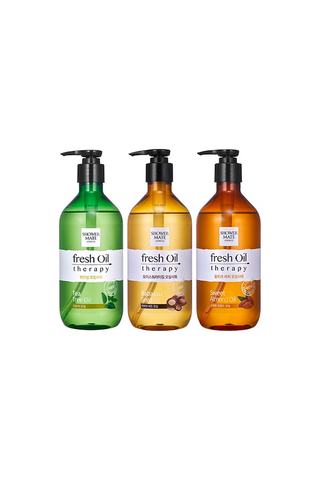 SHOWERMATE FRESH OIL THERAPY BODY CLEANSER
