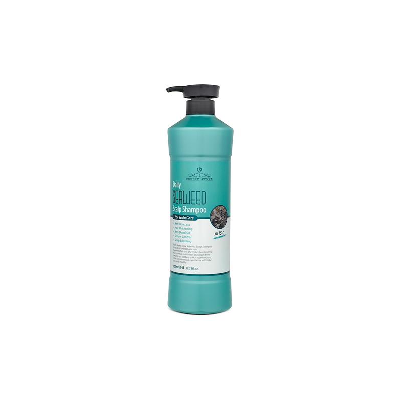 Buy Feelre Korea Seaweed Shampoo 1000 ml Singapore
