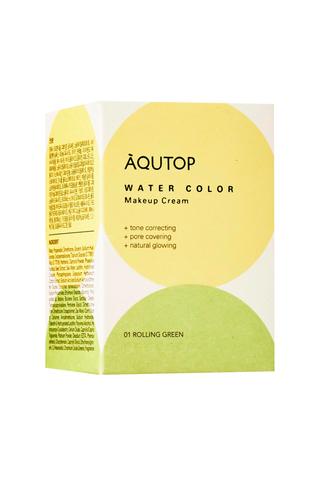 Aqutop Water Color Makeup Cream (Rolling Green)