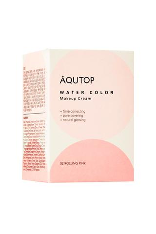 Aqutop Water Color Makeup Cream (Rolling Pink)