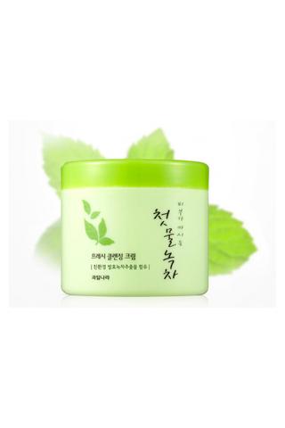 KAWAILNARA GREEN TEA FRESH CLEANSING CREAM
