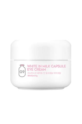 G9 WHITE IN MILK CAPSULE EYE CREAM