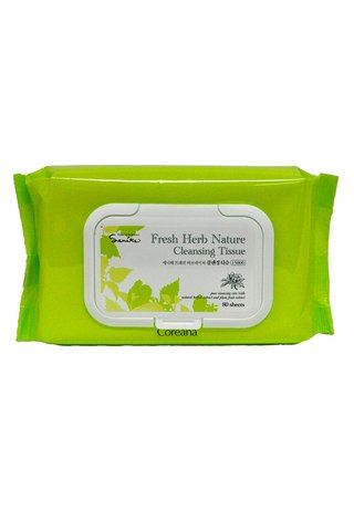 COREANA FRESH HERB NATURE CLEANSING TISSUE