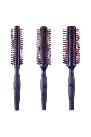 Cricket Static Free Round Brushes