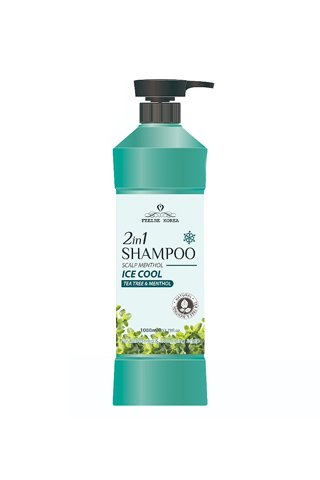 FEELRE KOREA 2 IN 1 PEPPERMINT DAILY SHAMPOO