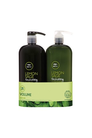 Paul Mitchell Volume Lemon Sage Shampoo Conditioner Set