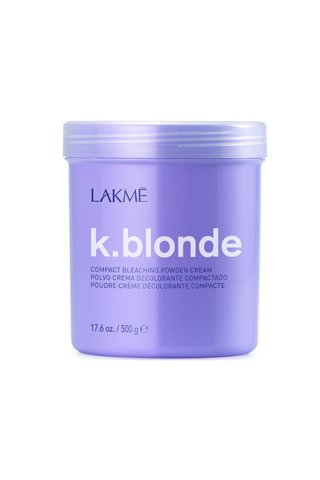 LAKME K.BLONDE COMPACT BLEACHING POWDER CREAM