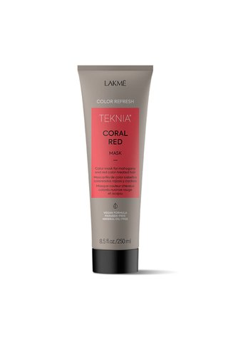 LAKME TEKNIA CORAL RED MASK (COLOUR REFRESH)