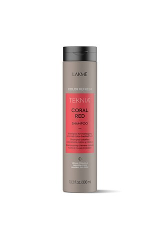 LAKME TEKNIA CORAL RED SHAMPOO (COLOUR REFRESH)