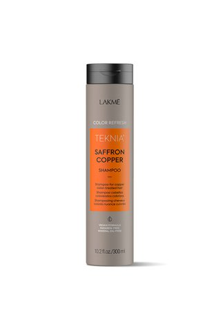 LAKME TEKNIA SAFFRON COPPER SHAMPOO (COLOUR REFRESH)