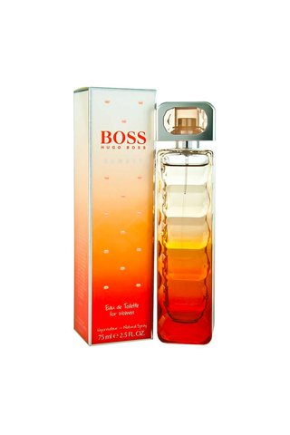 HUGO BOSS ORANGE SUNSET FOR WOMEN EDT