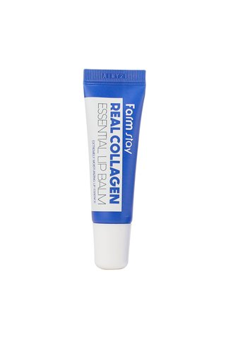 FARMSTAY REAL COLLAGEN ESSENTIAL LIP BALM