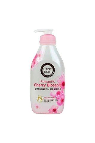 Happy Bath Cherry Blossom Body Wash