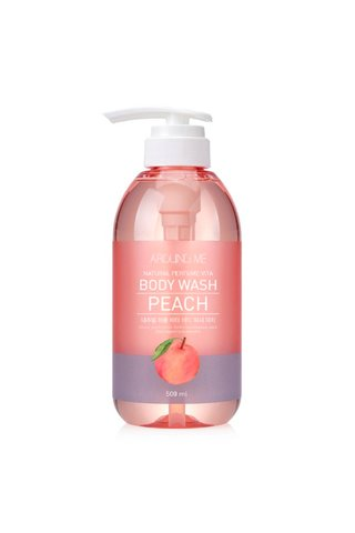 AROUND ME PERFUME VITA PEACH BODY WASH