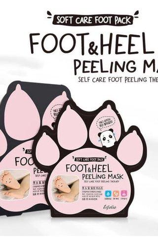 ESFOLIO FOOT & HEEL PEELING MASK