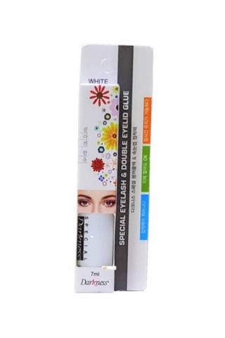 Darkness Premium Eyelash Glue & Gel (Transparent)