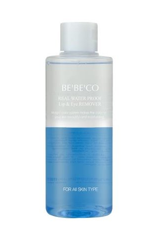 Bebeco Real Waterproof Lip & Eye Remover 200ML
