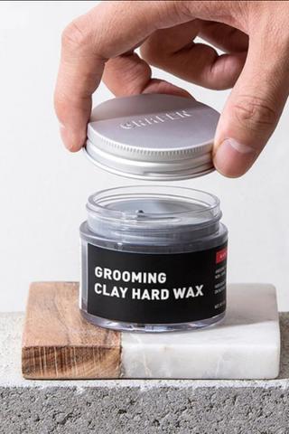 GRAFEN GROOMING CLAY HARD WAX