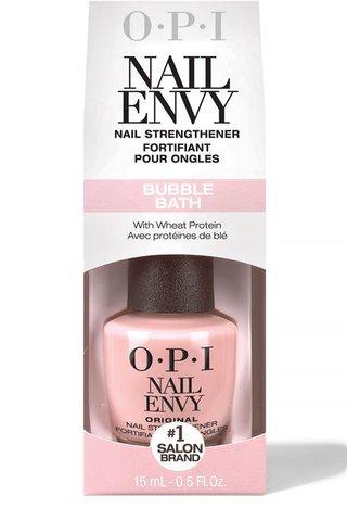 OPI NAIL ENVY STRENGTH + COLOR BUBBLE BATH