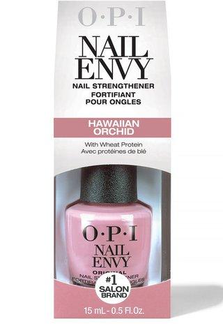 OPI NAIL ENVY STRENGTH + COLOR HAWAIIAN ORCHID