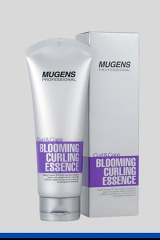 MUGENS BLOOMING CURLING ESSENCE 150G