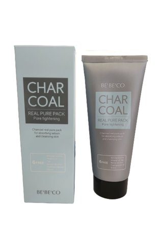 BEBECO CHARCOAL REAL PURE PACK PORE TIGHTENING 120ML