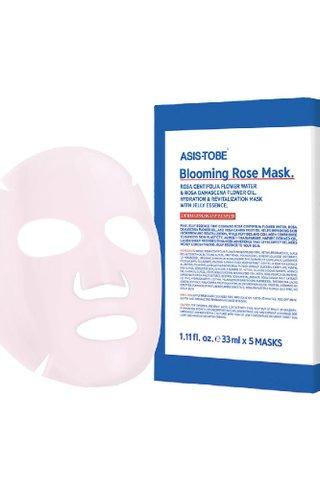 ASIS -TOBE BLOOMING ROSE MASK 33ML x 5 MASKS